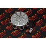 NEW Vito's aluminum Gas tank cap billet vent cap Suzuki Z400 Kawasaki KFX400