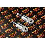 2 x Vitos Yamaha Banshee Warrior Blaster Raptor 350 chain adjusters rear carrier