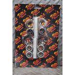 Vito's Yamaha Raptor 700 swingarm bearings rebuild kit sleeve seals 2006-2014