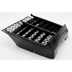 NEW Vito's Performance Yamaha Banshee plastic radiator cover grill BLACK