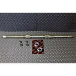 NEW Vito's Performance stock oem size AXLE Yamaha Banshee hub axle nuts kit