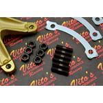 Vito's sprocket hub Banshee / Blaster studs nuts locks sprocket 40 tooth