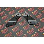 1987-2004 Yamaha Warrior 350 motor mounts cylinder head engine stays YFM 350