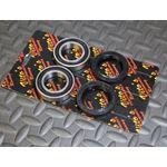 Vito's wheel bearings seals for axle carrier Yamaha Banshee Raptor 660 Blaster