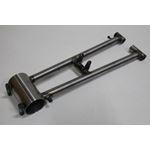 "TYSON RACING RAPTOR 660 2001-2005 swingarm 660r extended carrier 4"""