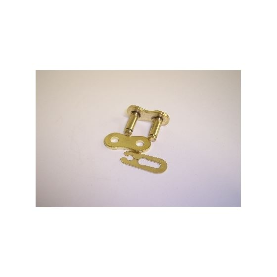 Masterlink For Gold Link Non Oring Chain 5MM Pin X 12MM Inside Width Assembled