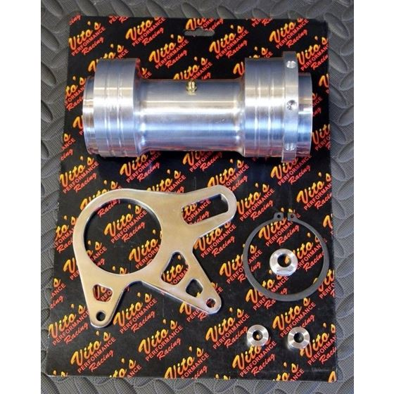 NEW Yamaha Banshee round style axle bearing carrier 35mm brake caliper stay