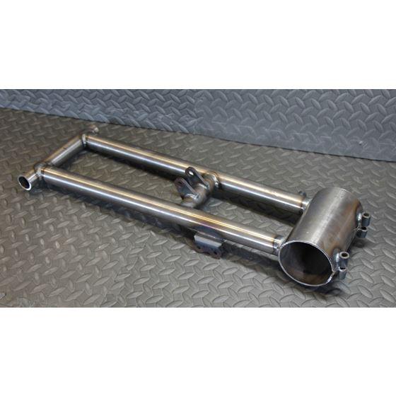 """TYSON RACING Yamaha Banshee swingarm 1987-2006 round style stock 0"""" chromoly"""