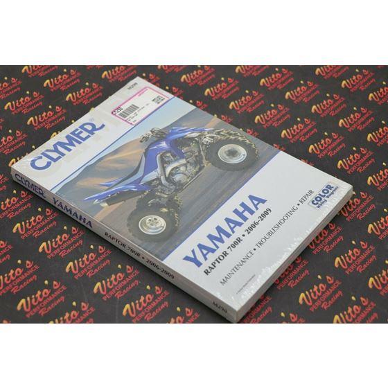 Clymer ATV/UTV Repair Manuals M290 Raptor 700 700r 2006-2009
