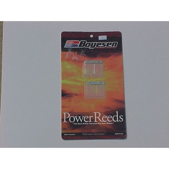 Boyesen Power Series Reeds For Stock Cages (2-Required)