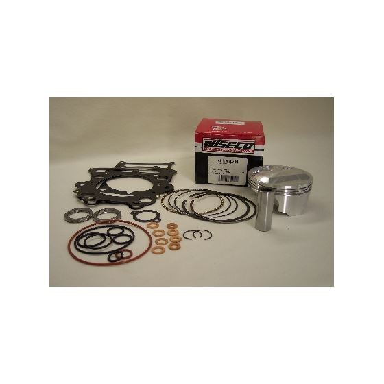 Wiseco 11:1 102 MM Big Bore 686 Piston And Top End Gasket Kit